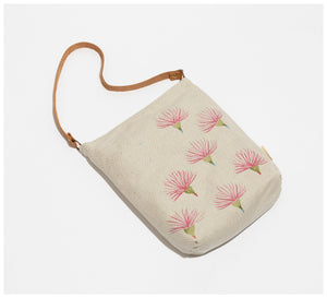 Clare Mazitelli Designs - Everyday Tote - Gum Blossom