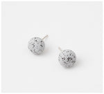 Emily Green Studio - Stud Earrings - Speckle - Messina Dragonfruit