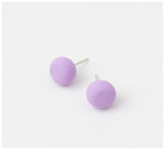 Emily Green Studio - Stud Earrings - Rock Pool - Orchid