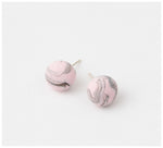 Emily Green Studio - Stud Earrings - Marmo - Bernadette