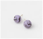 Emily Green Studio - Stud Earrings - Marmo - Lucienne