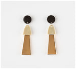 Erin Lightfoot - Porcelain Tassels - Black & Gold