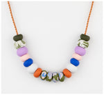 Emily Green Studio - Big Bead Necklace - Rock Pools