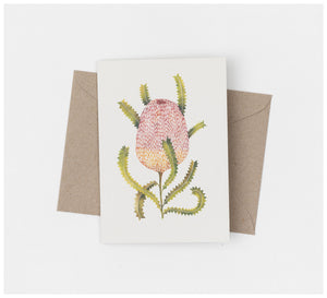 Ink & Spindle - Greeting Cards - Set of 3 - Native Flora