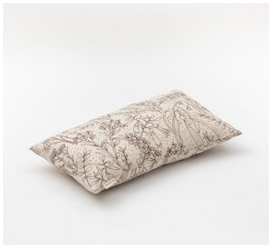 Ink & Spindle - Rectangle Cushion – Merri Creek in Earth