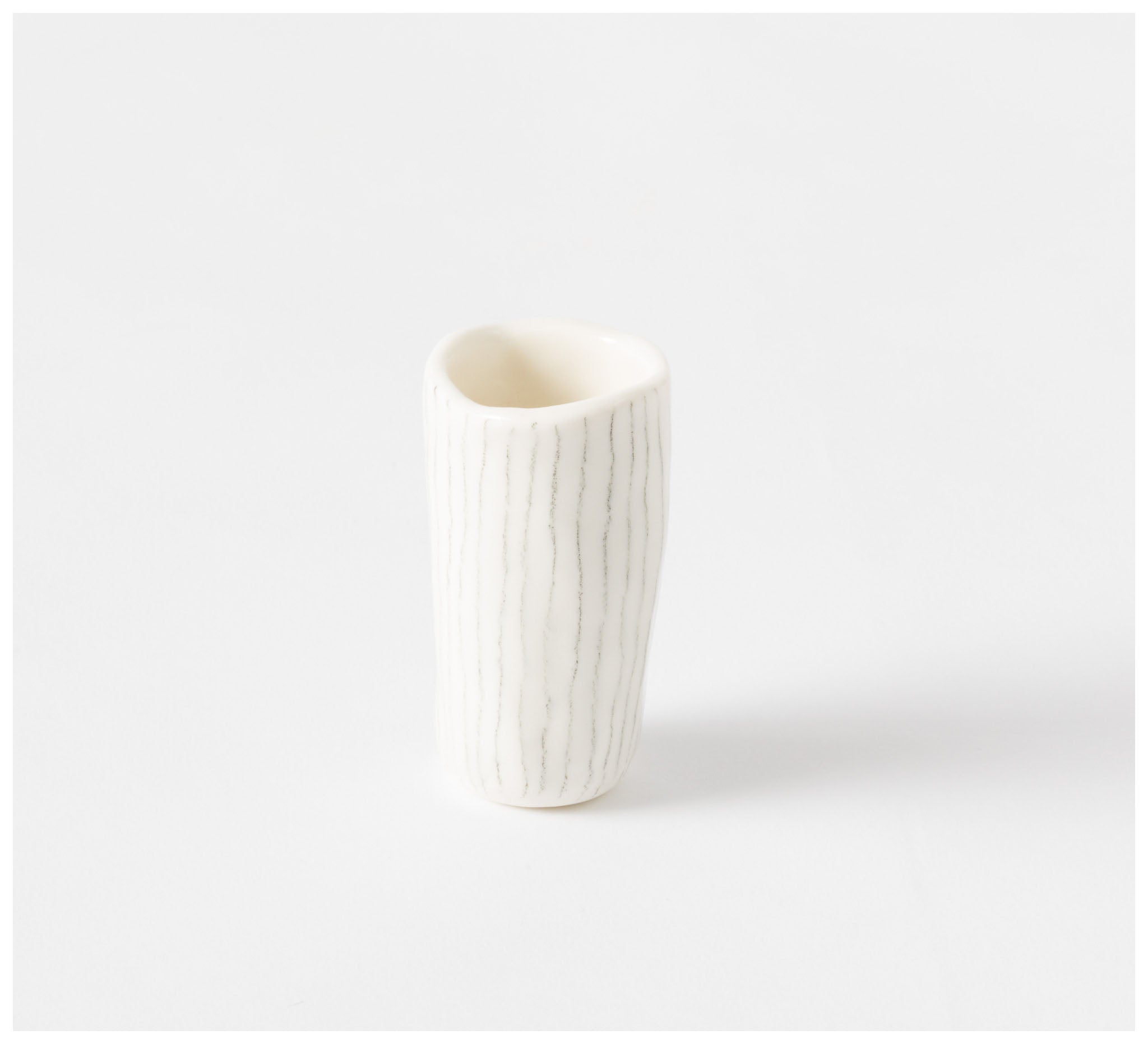 Warisa - Vase #1 - Pencil Stripes