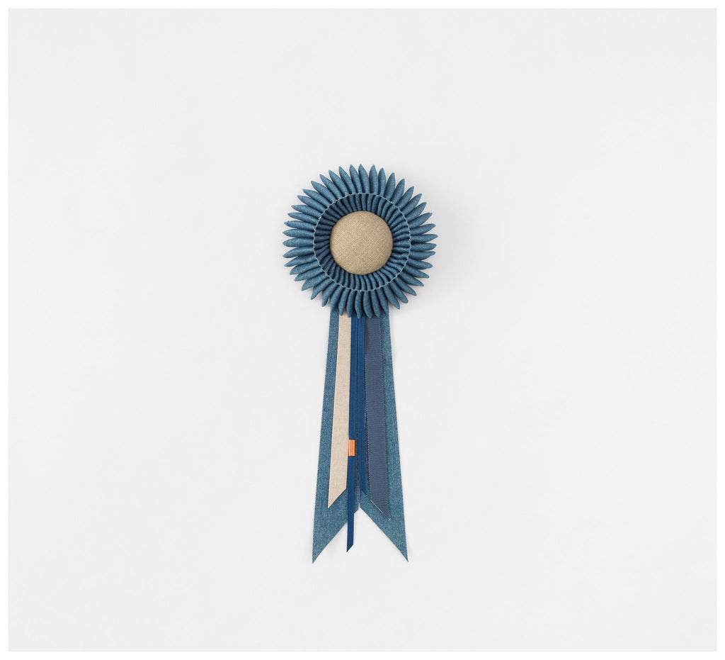 Skinny Wolf - Denim Rosette - Small