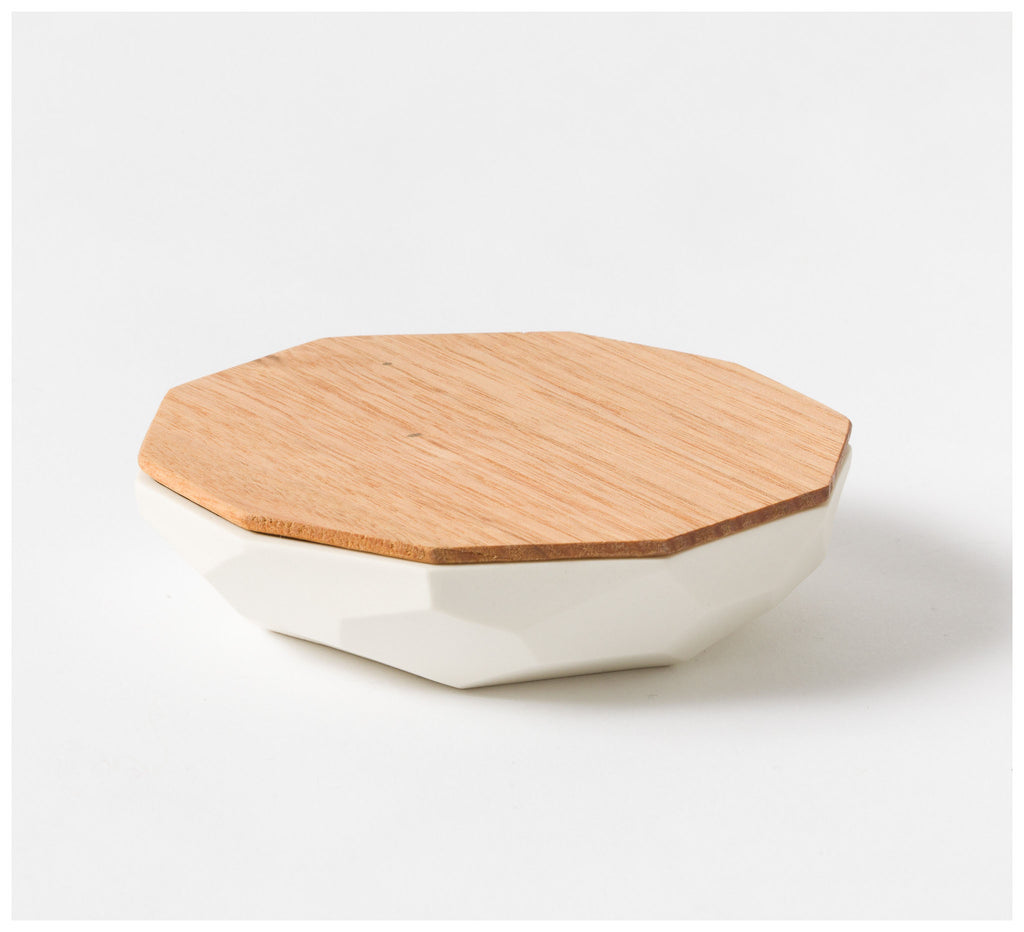Abby Seymour – Large Milk Jewellery Dish