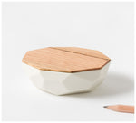 Abby Seymour – Small Milk Jewellery Dish