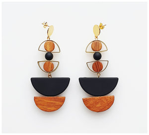 Middle Child - Marcel Earrings