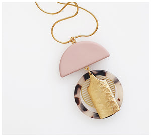 Middle Child - Astor Necklace - Pink