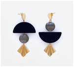 Middle Child - Lovefool Earrings - Black