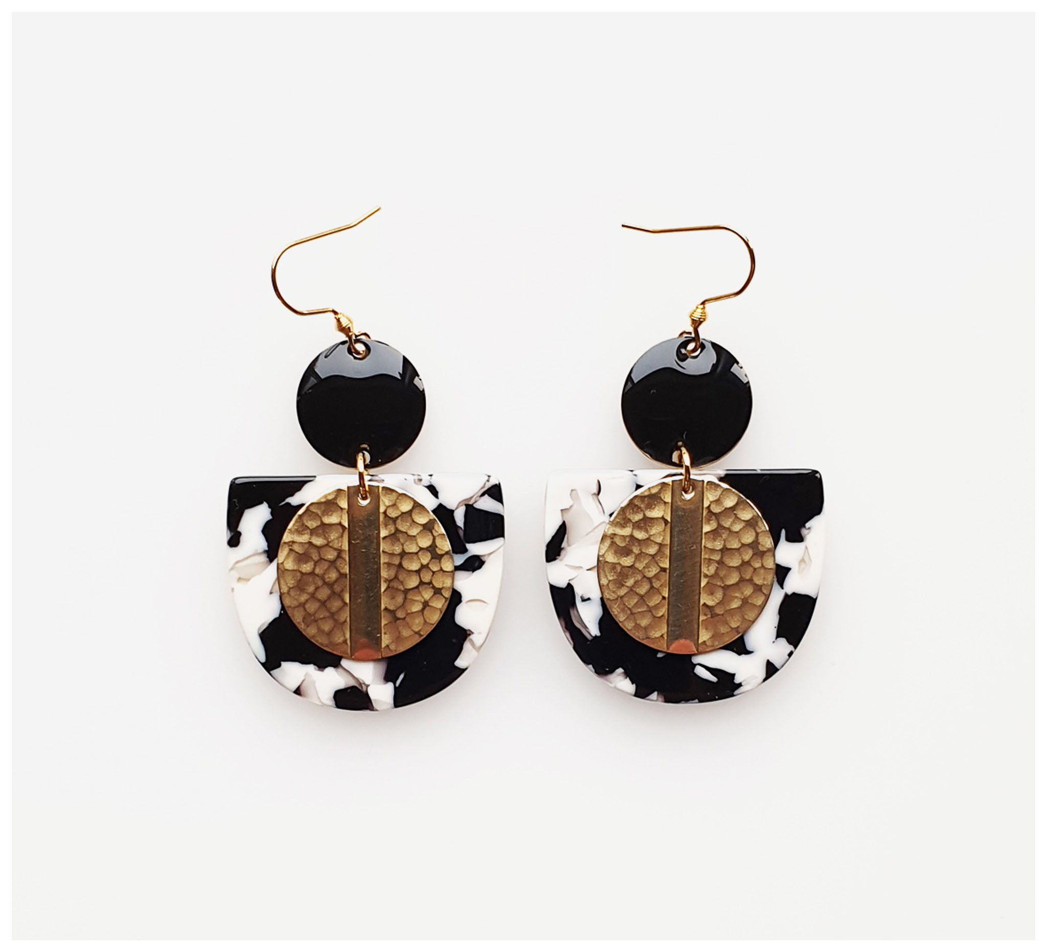 Middle Child - Piers Earrings - Black