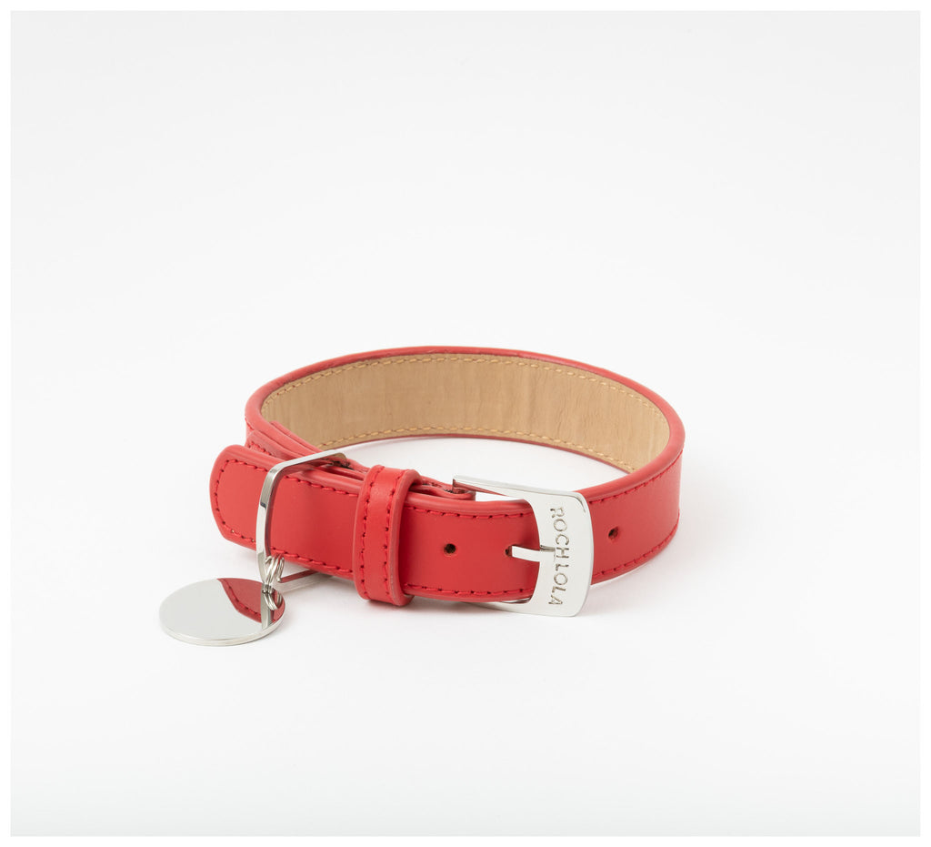Roch Lola - The Leather Collar - Poppy