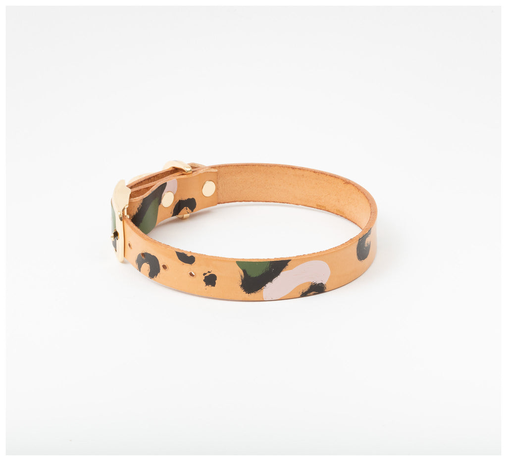Nice Digs - Animal Evergreen Collar