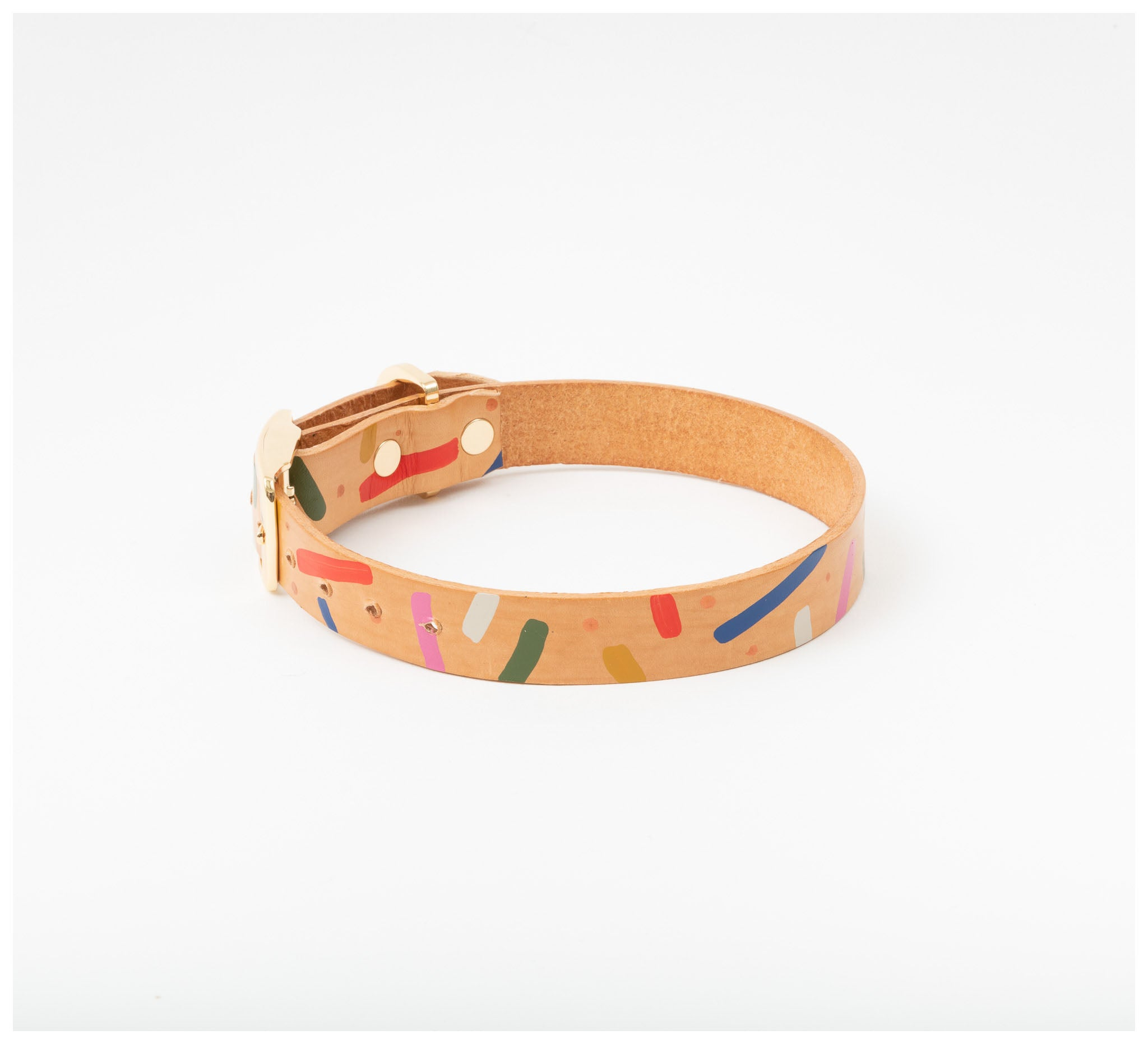 Nice Digs - Jungle Confetti Collar