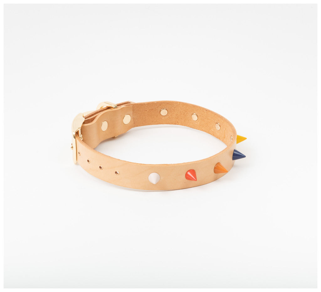 Nice Digs - Spike Jungle Collar