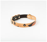 Nice Digs - Two Tone Animal Tan Collar