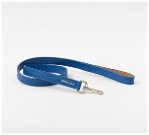 Roch Lola - The Leather Lead - Cobalt