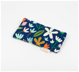 Fabric Drawer - Sunglasses/Glasses Pouch - Winter Garden