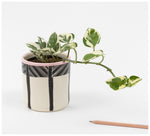 Trade the Mark - Crosshatch – Planter
