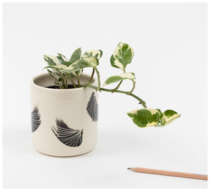 Trade the Mark - Linear Brush – Planter