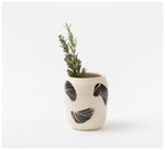 Trade the Mark - Linear Brush - Vase