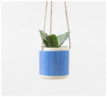 Trade the Mark - Stripey Road – Hanging Planter