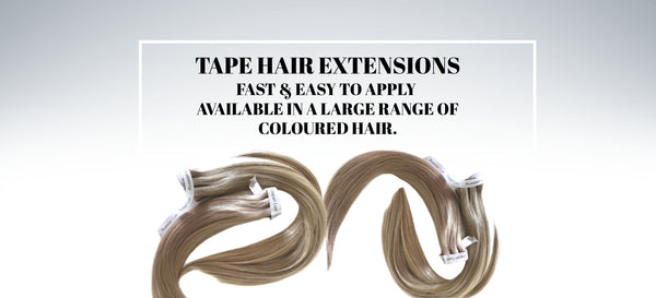 RUSSIAN TAPE HAIR EXTENSIONS