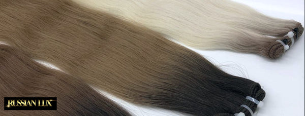 Wholesale Russian BALAYAGE www.russianhairextensions.com.au