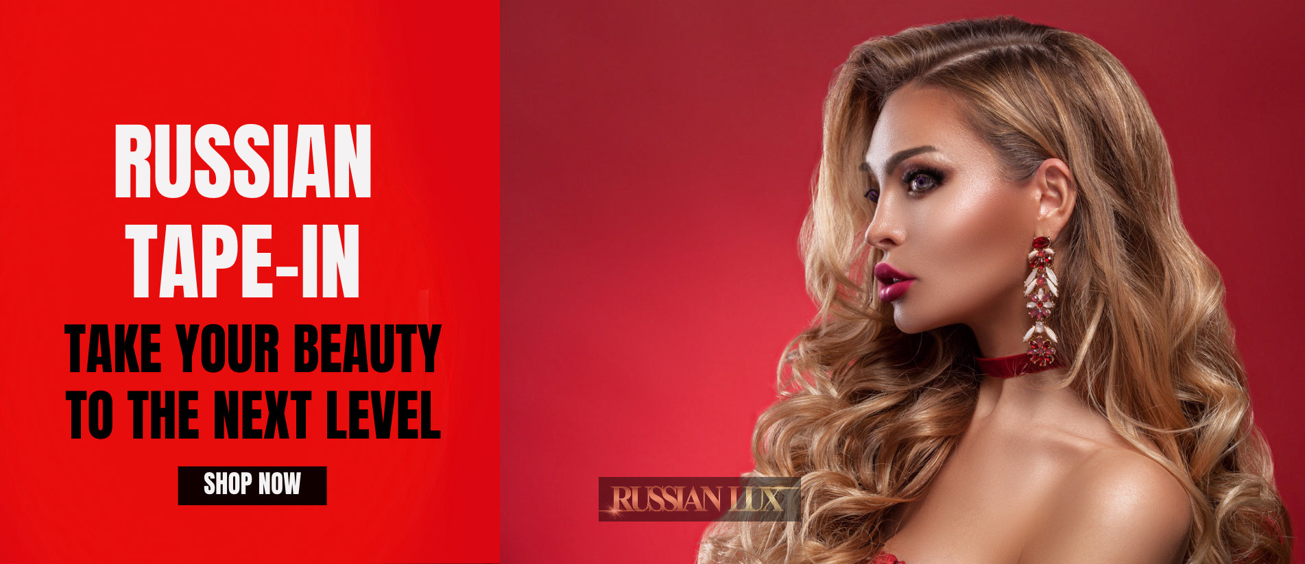Russian Lux Hair Extensions