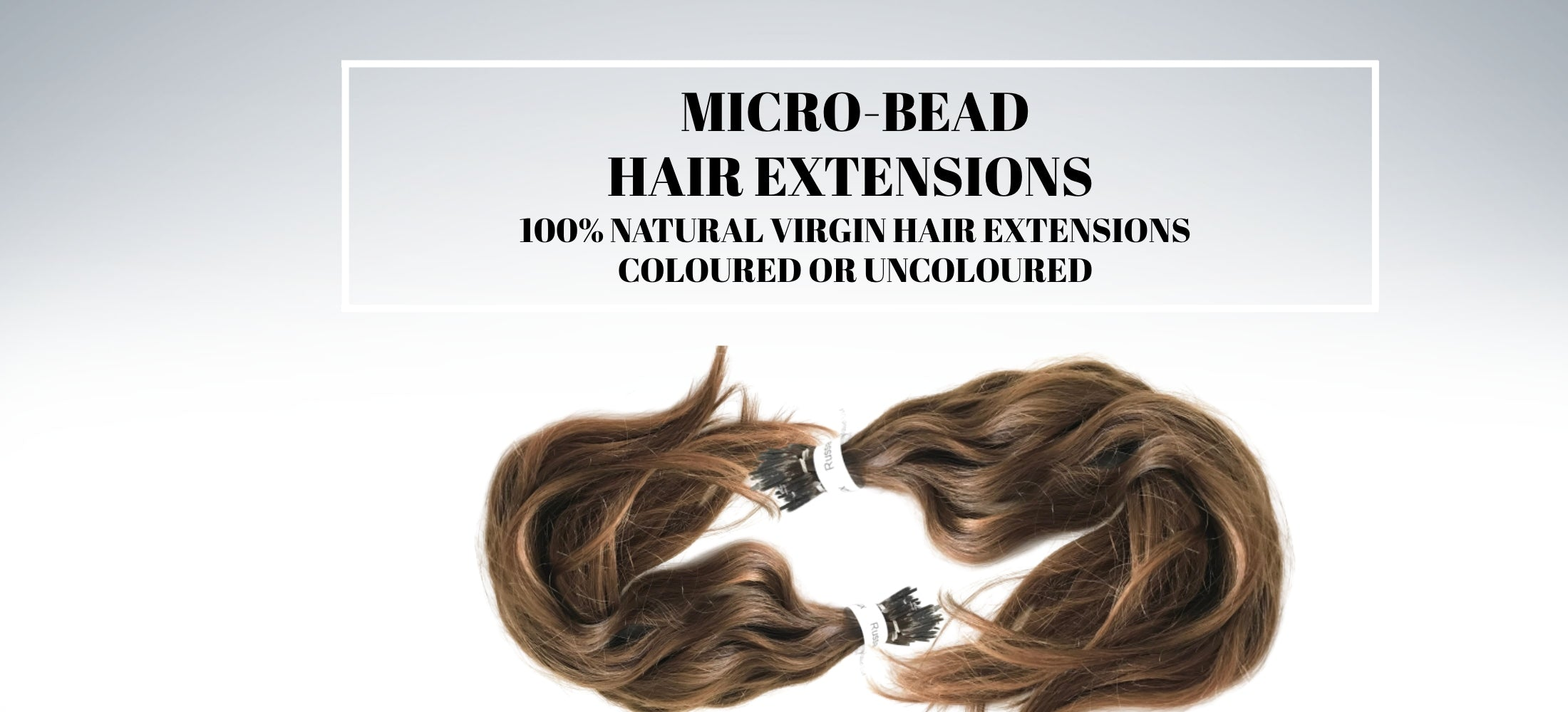 Russian Keratin bond Hair Extensions Australia