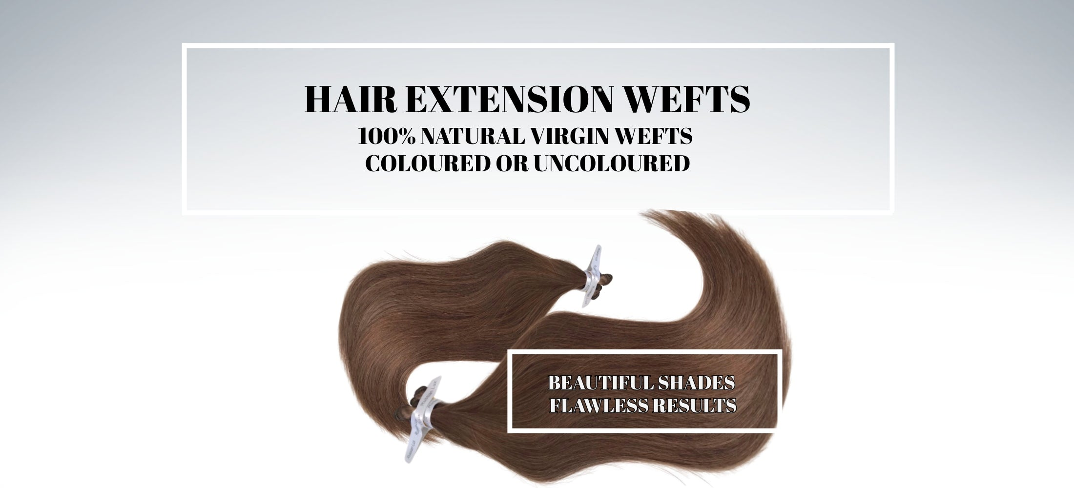 Russian Weft Hair Extensions