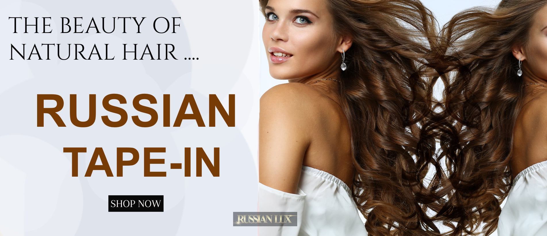 Russian Tape In hair Extensions Australia