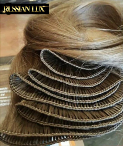 Russian hand tied wefts Australia