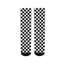 Checkerboard Men's Socks