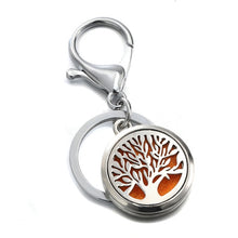 Essential Oil Diffuser Keychain - 28MM