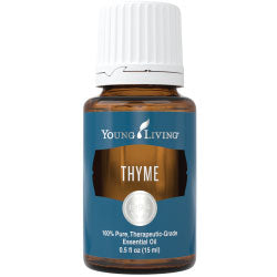 Thyme Bark Essential Oil - Young Living