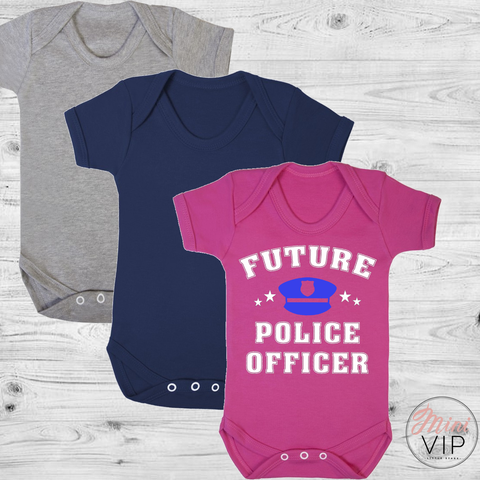 Image of Future Police Officer bodysuit