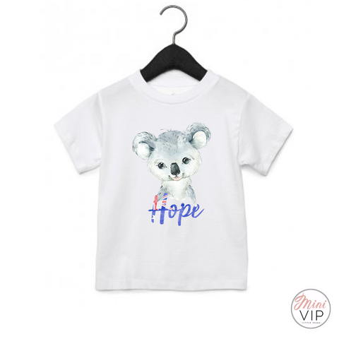 Image of Australia Koala Charity T-Shirt