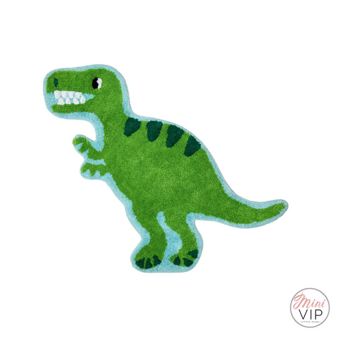 Image of Dinosaur T-Rex Rug for kids Bedroom / Playroom