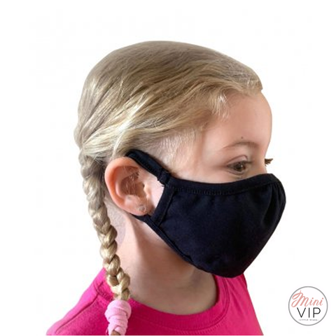 Image of Personalised Face Mask / Covering - kids & adult sizes