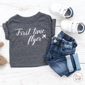 First time Flyer Airplane T-Shirt