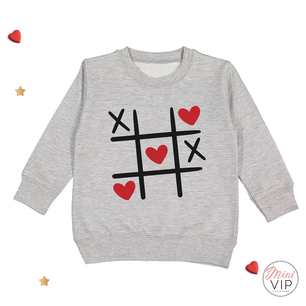 Love Wins - Cute Print Sweatshirt