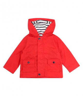 Baby/Toddler Embroidered Summer Jacket - Yellow, Navy or Red