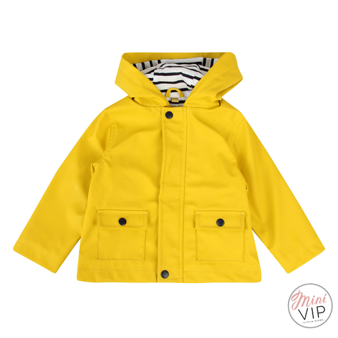 Image of Baby/Toddler Embroidered Summer Jacket - Yellow, Navy or Red