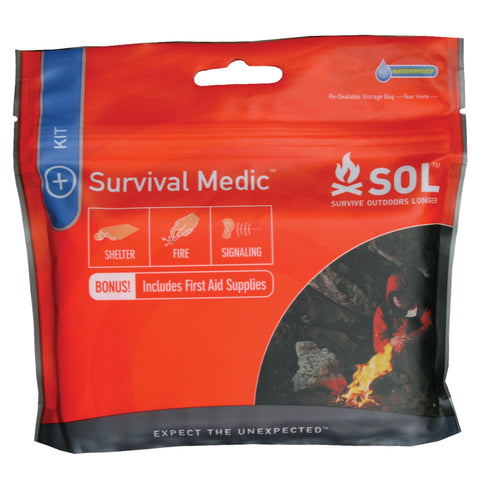 Survival Nerdz - Survival Medic, Personal Care,Adventure Medical