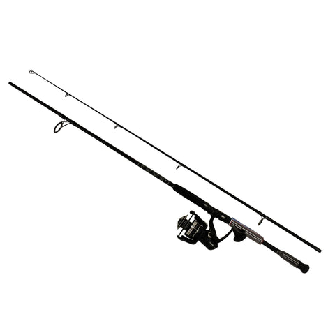 Pursuit II Spinning Combo - 7000, 4.3:1 Gear Ratio, 9' Length, 2 Piece Rod, 15-30 lb Line Rate, Heavy Power