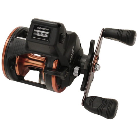 Survival Nerdz - Sealine SG-3B Line Counter Reel - w-Dual Paddle Handle, Heavy, Fishing,Daiwa