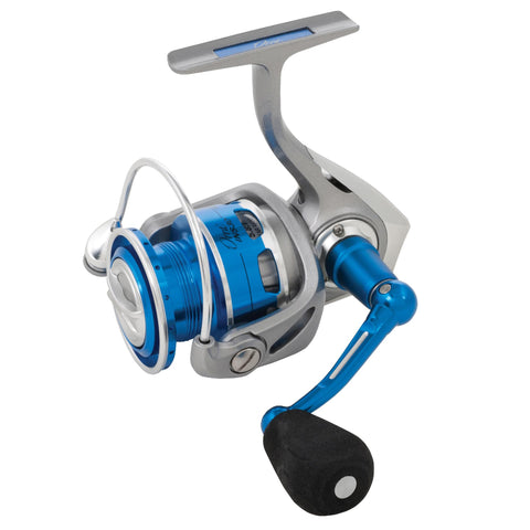 "Survival Nerdz - Orra Inshore Spinning Reel - 40, 5.8:1 Gear Ratio, 9 Bearings, 37"" Retrieve Rate, 18lb Max Drag, Ambidextrous, Fishing,Abu Garcia"